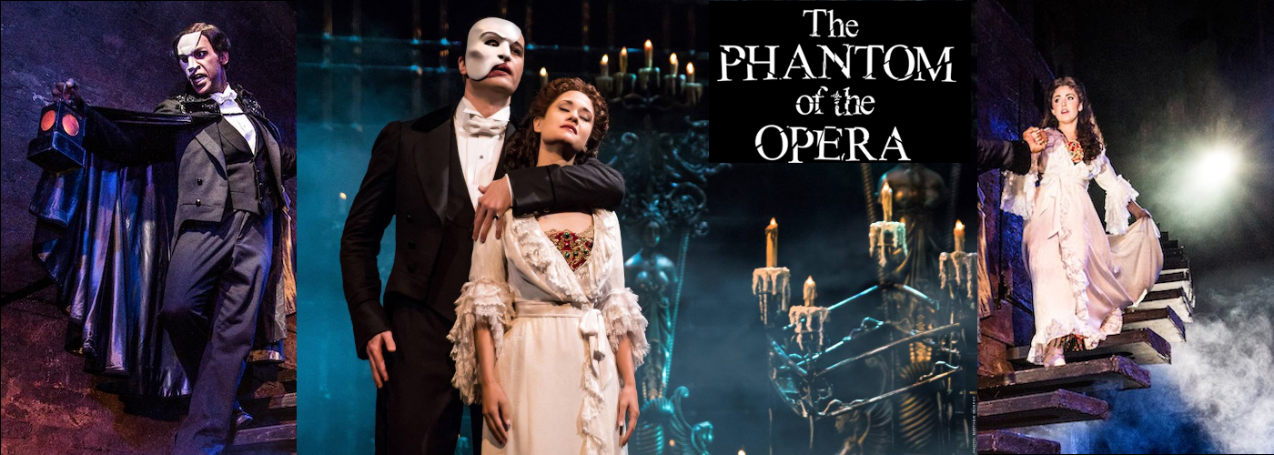 Phantom of the Opera majestic theatre